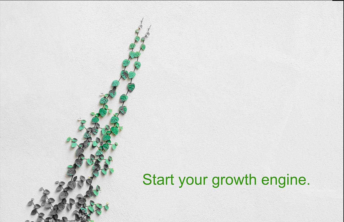 Start your growth engine